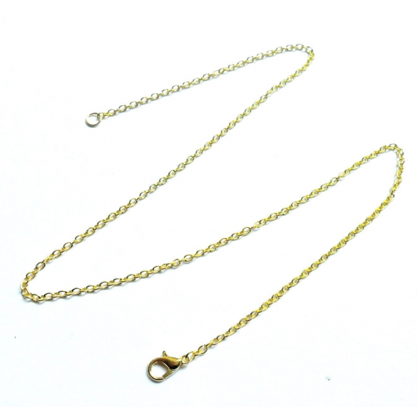 Gold Plated Necklace Chain
