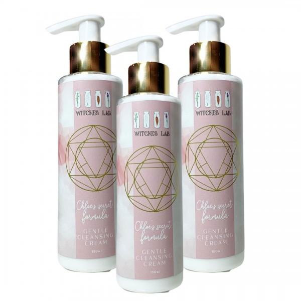 3 x Gentle Cleansing Creams