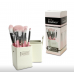 Pink and Silver Mini Brush set