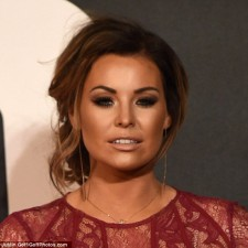 Spotted! TOWIE's Jess Wright Wears Make Up Monsters Cosmetics Matte Liquid Lipsticks from UK Stockist Hooked Up Shop.
