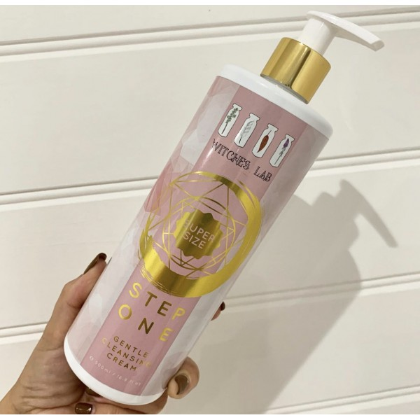 500ml - Gentle Cleansing Cream - Supersize