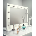 Hollywood Mirror: White High Gloss