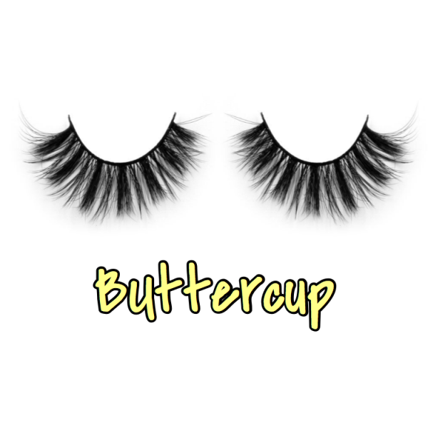 Buttercup - Unicorn Lashes