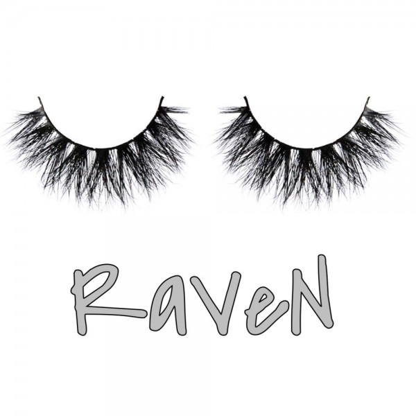 Raven - Unicorn Lashes