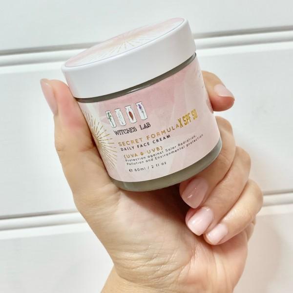 Secret Formula X SPF 50 Daily Face Cream