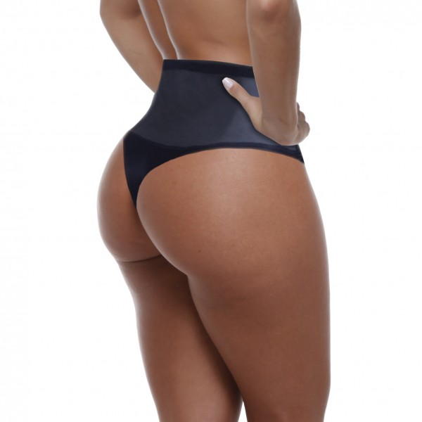 Ultimate Latex Compression Thong