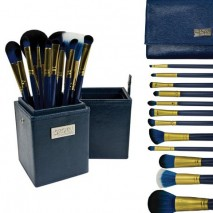 Dark Blue and Gold 12 PC Set