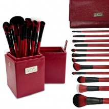 Red and Black 12 PC Set