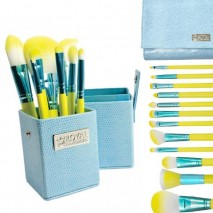 Yellow and Blue 12 PC set