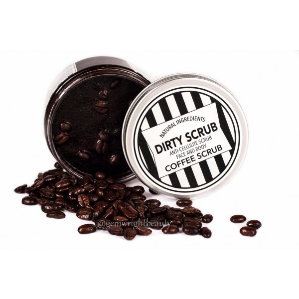 Dirty Scrub Coffee Scrub