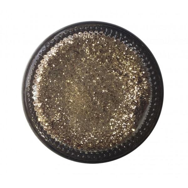 how to make glitter paste