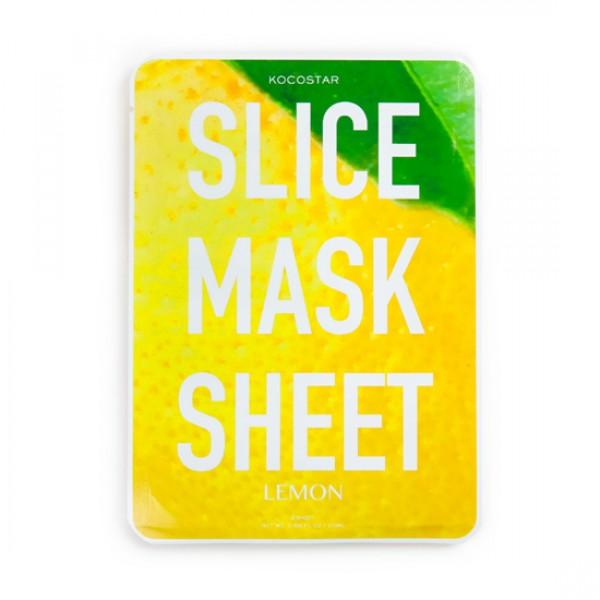 Radiance - Kocostar - Lemon Slice Mask